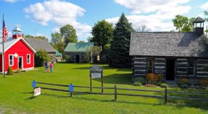 The Historical Village In Michigan That's Perfect For A Summer Day Trip