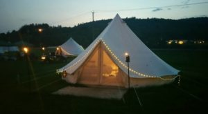 This Glamping Getaway In New York Will Give You A Summer That You'll Never Forget