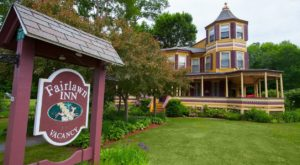 There's A Themed Bed And Breakfast In The Middle Of Nowhere In New York You'll Absolutely Love