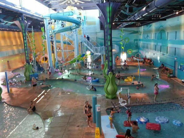Abq Surf N Slide Is Best Wacky Waterpark In New Mexico