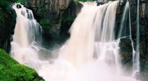 Minnesota's Niagara Falls Is Too Beautiful For Words
