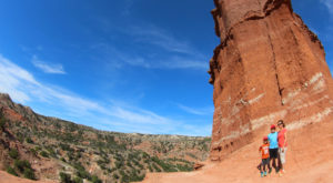 11 Amazing Texas Hikes Under 3 Miles You'll Absolutely Love