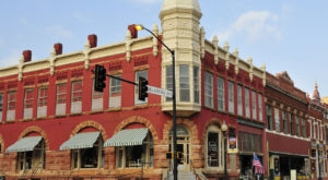 The Ancient Town In Oklahoma That's Loaded With Fascinating History