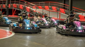 Take The Ride Of A Lifetime In Rhode Island On America's Fastest Go-Kart Track