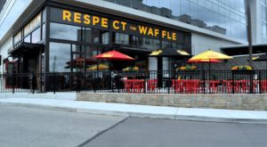The World's Best Chicken And Waffles Can Be Found Right Here In Cincinnati
