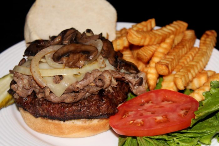 Facebook/The Cellar Bar u0026 Grill & The Cellar Bar And Grill Has Some Of The Best Burgers In Nebraska