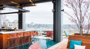 This Brand New Nashville Rooftop Restaurant Is Downright Dreamy