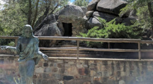 Most People In Arizona Don't Know About This Little-Known Shrine Hiding In The Hills