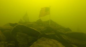 Few People Know There's An Arkansas Navy Seal Memorial Hiding Under Water