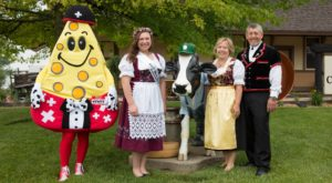 This Just Might Be The Most Epic Cheese Festival In All Of Wisconsin
