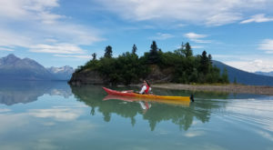 The Underrated Alaska Lake That's Perfect For A Summer Day