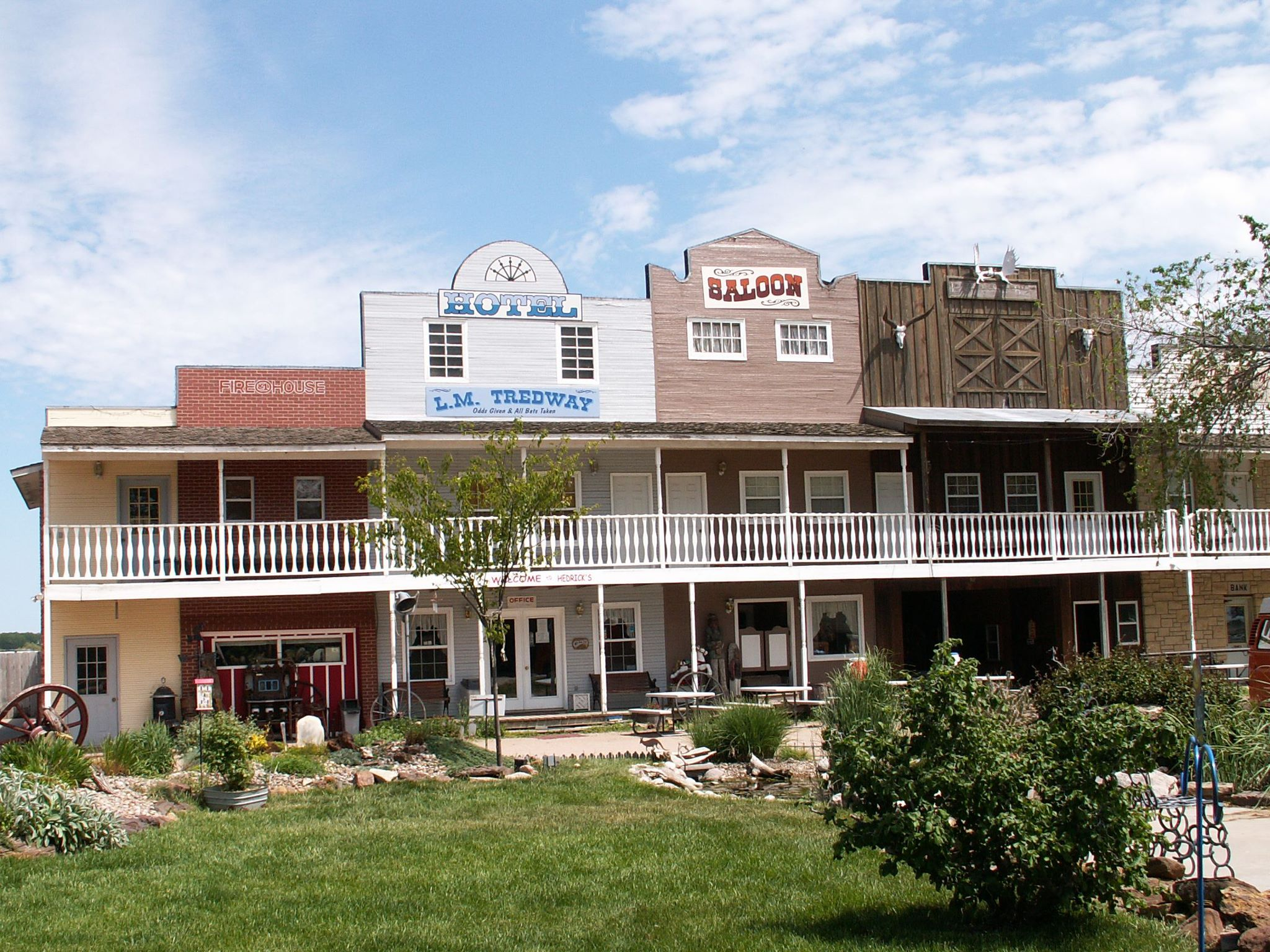 Bed And Breakfast Boise City Oklahoma