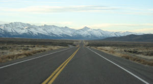 This Scenic 100-Mile Drive Just May Be The Most Underrated Adventure In Nevada