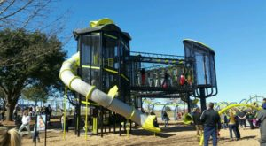 There's an Adventurous Playground Near Austin That's Perfect For A Family Outing