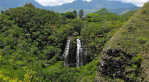 Discover One Of Hawaii's Most Majestic Waterfalls — No Hiking Necessary