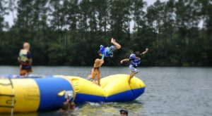 The Natural Waterpark In Louisiana That's The Perfect Place To Spend A Summer's Day