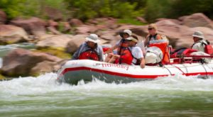 This White Water Adventure In Utah Is An Outdoor Lover's Dream