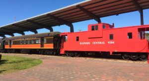 One of The South's Best Railroad Museums Is Right Here In Mississippi