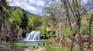This 2.5-Mile Hike In Arizona Leads To The Dreamiest Swimming Hole