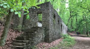 A Trip To This Little Known Ruin In Pennsylvania Is Truly One In A Million