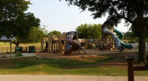 The Unique Playground Hiding Near Austin That Your Whole Family Will Love