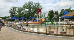 This Outdoor Water Playground Near Detroit Will Be Your New Favorite Destination