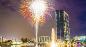 15 Fireworks Displays In Texas That Put All Others To Shame