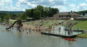 The Natural Waterpark In Ohio That's The Perfect Place To Spend A Summer's Day