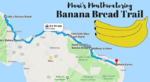 The Mouthwatering Banana Bread Trail Through Hawaii That Will Satisfy Your Sweet Tooth