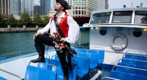 8 Swashbucklin' Summer Attractions In Illinois Where You Can Be A Pirate
