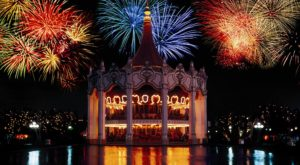You Won't Want To Miss The 10 Most Enchanting Fireworks Displays In All Of Illinois
