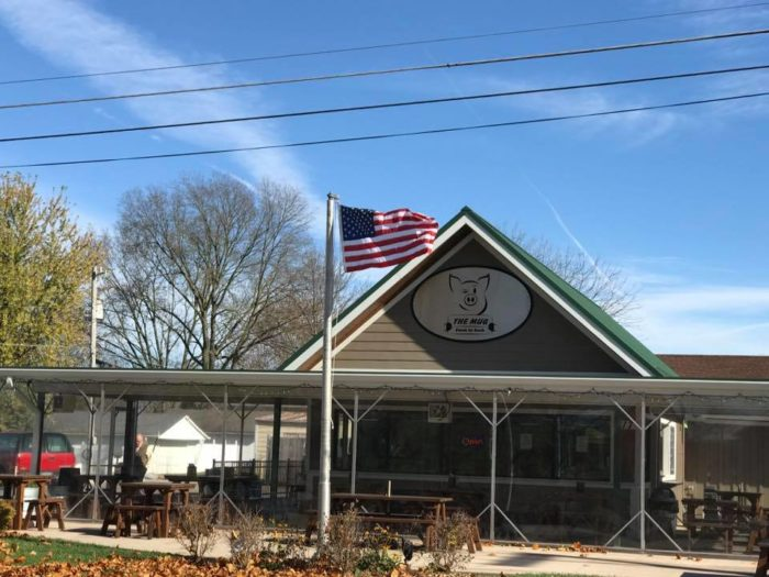 The Mug Is A Rustic And Charming Drive In Restaurant Town Of Greenfield Which 32 Miles East Indianapolis Doors Are Open Daily From 11 M To
