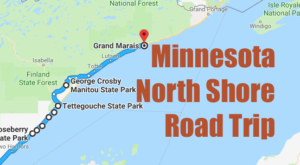 See The Very Best Of Minnesota's North Shore In One Day On This Epic Road Trip