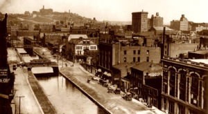 10 Mesmerizing Photos That Show Cincinnati's Canal History Like Never Before