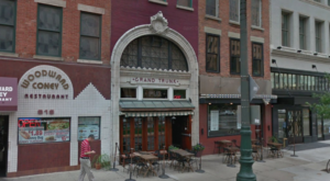 This Restaurant In Detroit Used To Be A Railway Station And You'll Want To Visit