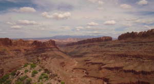 This Mesmerizing Drone Footage Takes You High Above Utah's Wilderness Like Never Before