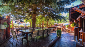 Dining At This Rustic Montana Restaurant Feels Like Experiencing A Dream