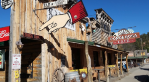 The Quirkiest Restaurant In Wyoming Serves The Most Delicious Dishes