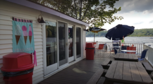 These 6 Waterfront Ice Cream Spots Will Give You Serious New Hampshire Nostalgia