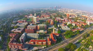 This Mesmerizing Drone Footage Takes You High Above This Southern California University Like Never Before