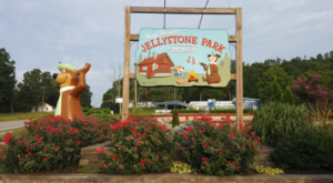 The Themed Campground Resort In Kentucky That Truly Has It All