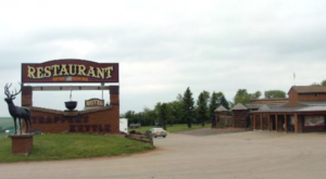The Remote Cabin Restaurant In North Dakota That Serves Up The Most Delicious Food