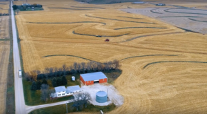 This Mesmerizing Drone Footage Takes You High Above The Iowa Countryside Like Never Before