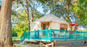 Stay In This Unparalleled Florida Yurt For A Night Of Pure Magic