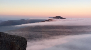 Hike Above The Clouds On This Enchanting Mountain Trail In Virginia