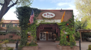 This Quirky New Mexico Restaurant Is The Most Unique Place You'll Eat All Year