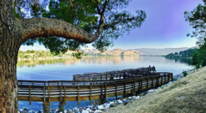 The Underrated Southern California Lake That's Perfect For A Summer Day