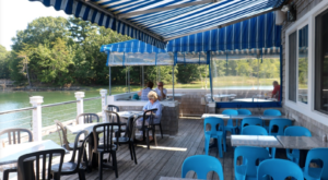 Try These 9 New Hampshire Restaurants For A Magical Outdoor Dining Experience