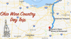 Experience The Best Of Ohio Wine Country With This Awesome One Day Trip