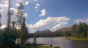 This Pretty Lakeside Campground In Utah Is Pure Paradise